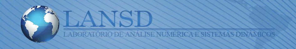 Laboratório de Análise Numérica e Sistemas Dinâmicos
